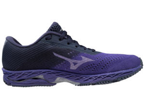 Mizuno W Wave Shadow 3 (Dark Night/Purple)
