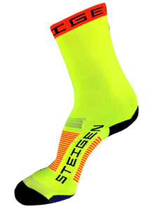 Steigen Unisex (5-12) 3/4 Length (Yellow/Orange)