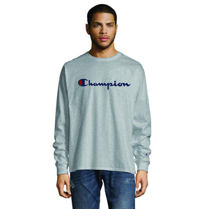 Mens Classic Graphic Long Sleeve Tee