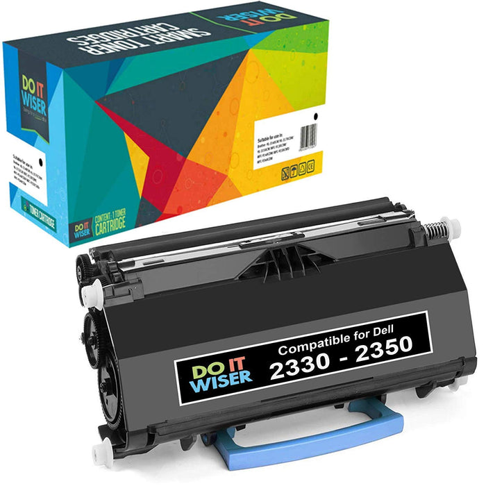 Dell 2330DN Toner Black High Yield