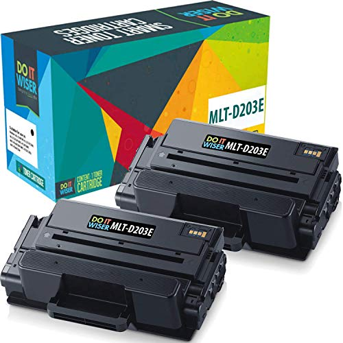 Samsung MLT D203E Toner Black 2pack Extra High Yield