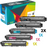 Brother MFC 9142CDN Toner 5pack High Yield