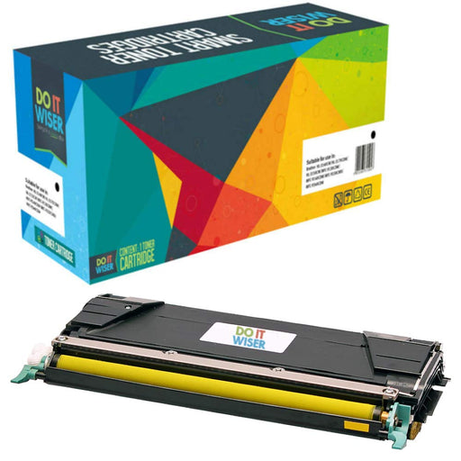 Lexmark X748 Toner Yellow