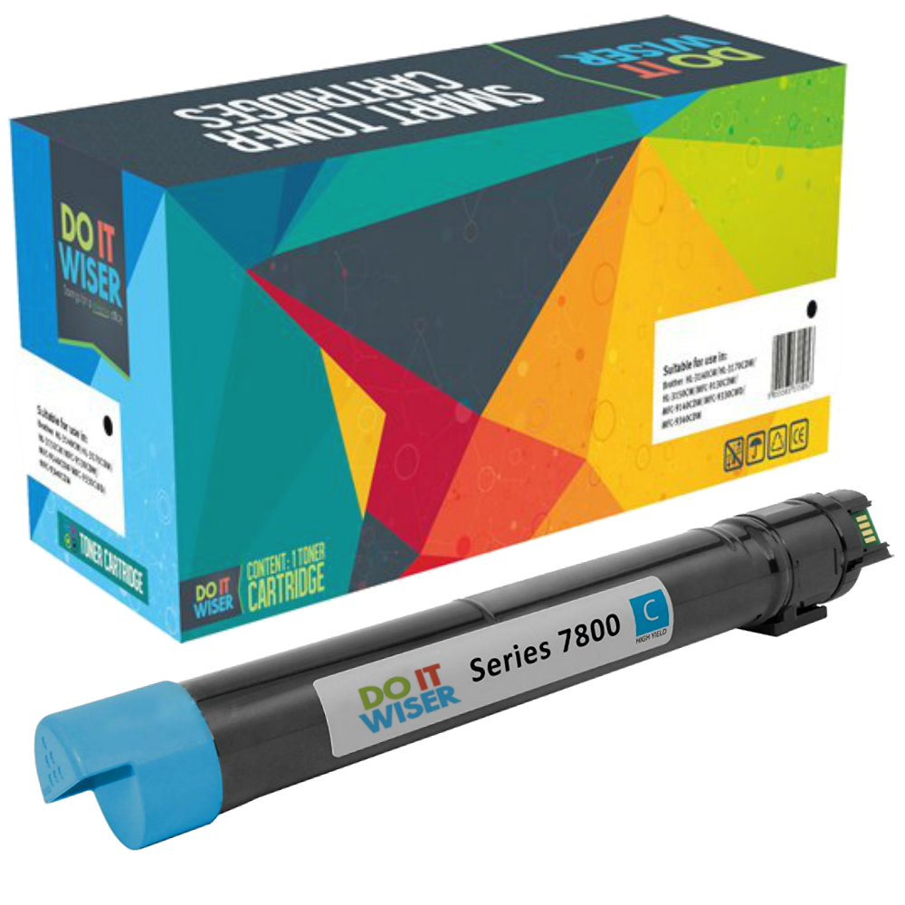 Xerox Phaser 7800DX Toner Cyan High Yield