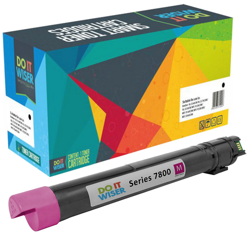 Xerox Phaser 7800DN Toner Magenta High Yield