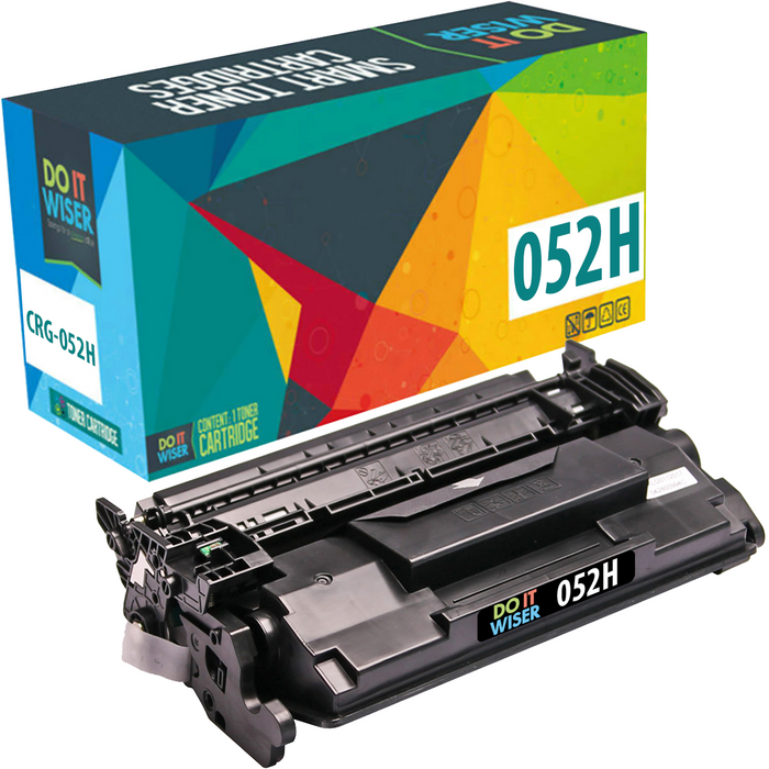 Canon 052H Toner Black High Yield