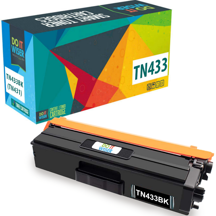 Brother MFC L8900CDW Toner Black High Yield