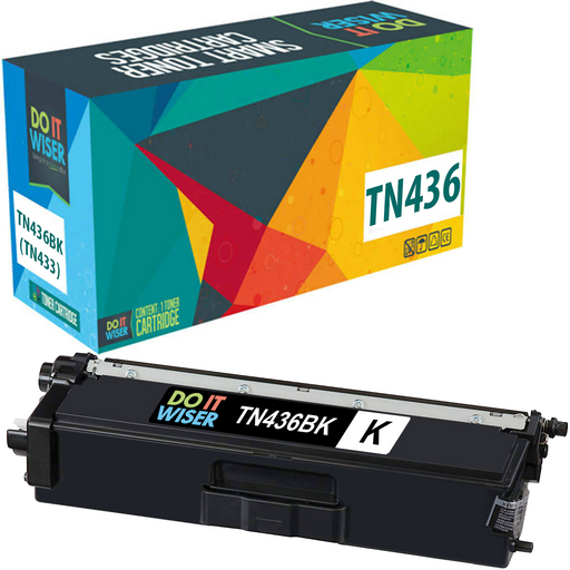 Brother TN436 Toner Black Extra High Yield