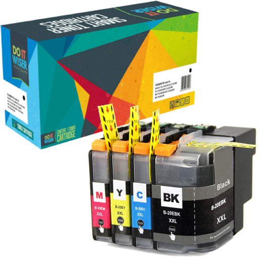 Brother MFC J775DW Ink Set Extra High Yield