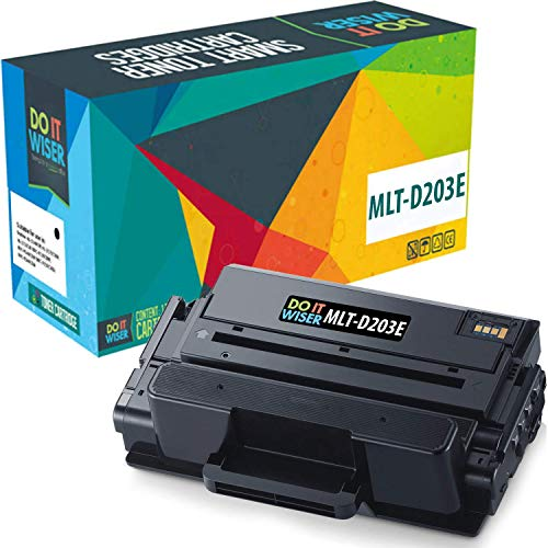 Samsung MLT D203E Toner Black Extra High Yield