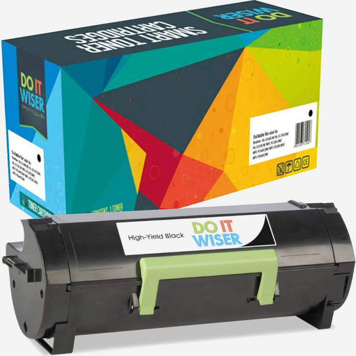 Lexmark MX611dfe Toner Black High Yield