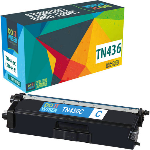 Brother DCP L8410CDW Toner Cyan Extra High Yield