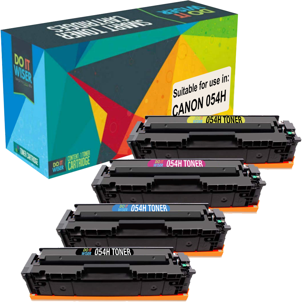 Canon imageCLASS MF644Cdw Toner Set High Yield