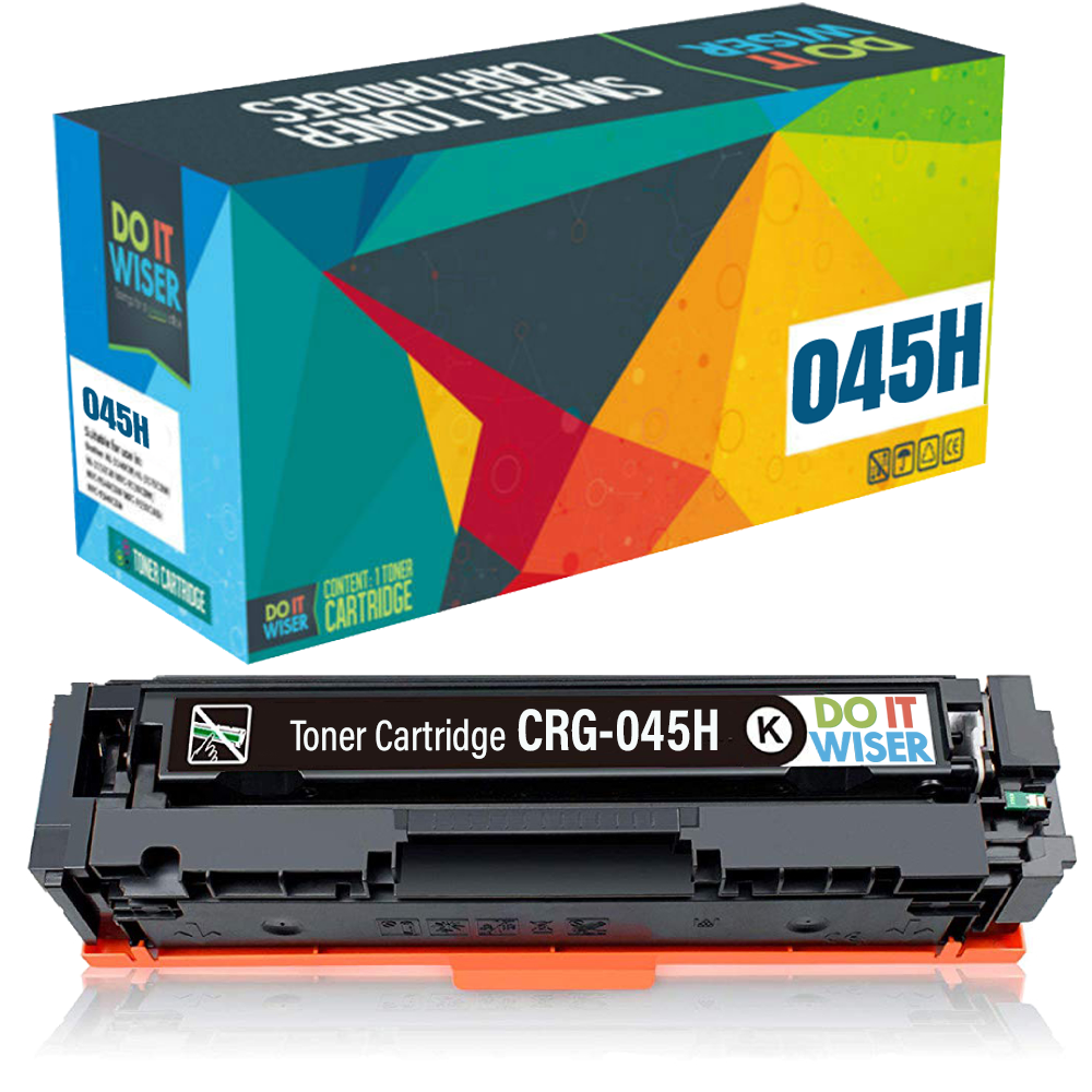 Canon i Sensys LBP611cn Toner Black High Yield
