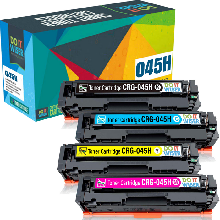 Canon 045H Toner Set High Yield