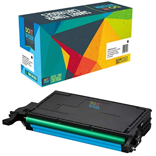 Samsung CLP 670N Toner Cyan High Yield