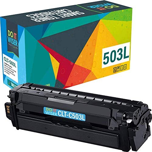 Samsung CLT 503L Toner Cyan High Yield