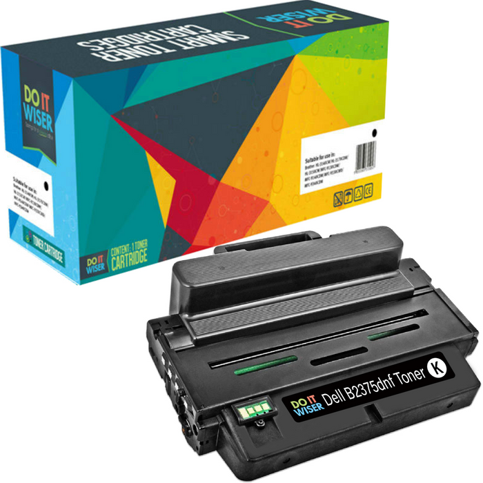 Dell B2375dfw Toner Black