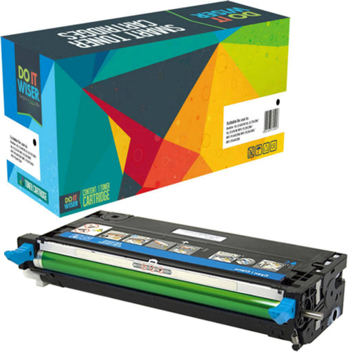 Dell 3110CN Toner Cyan High Yield