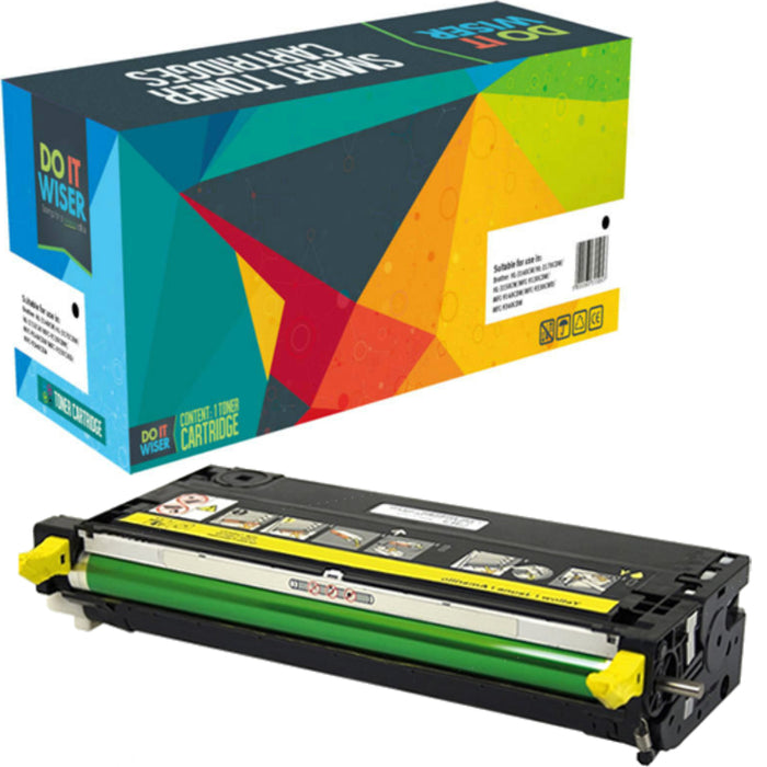 Dell 3110 Toner Yellow High Yield