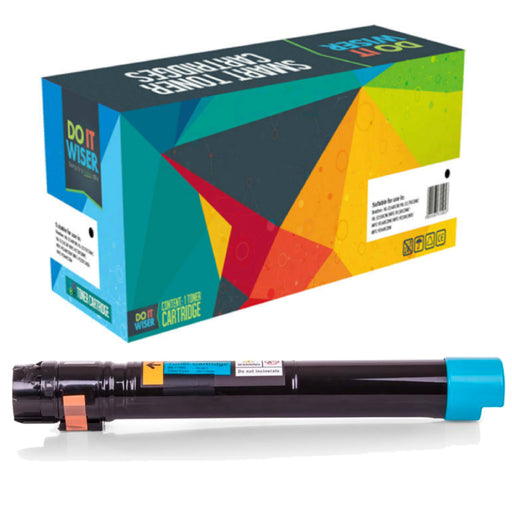 Dell 7130dn Toner Cyan High Yield