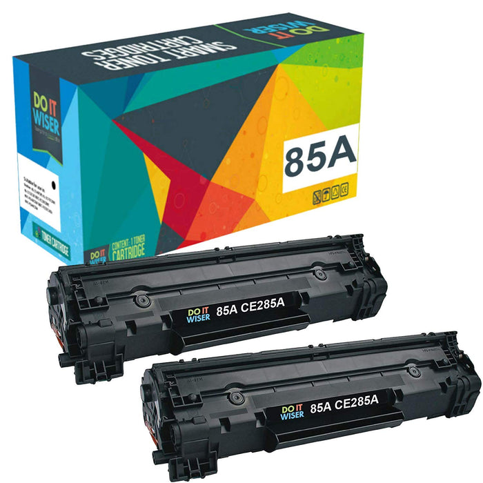 HP CE285a Toner Black 2pack