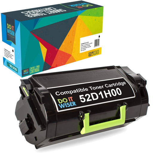 Lexmark MS812dn Toner Black High Yield