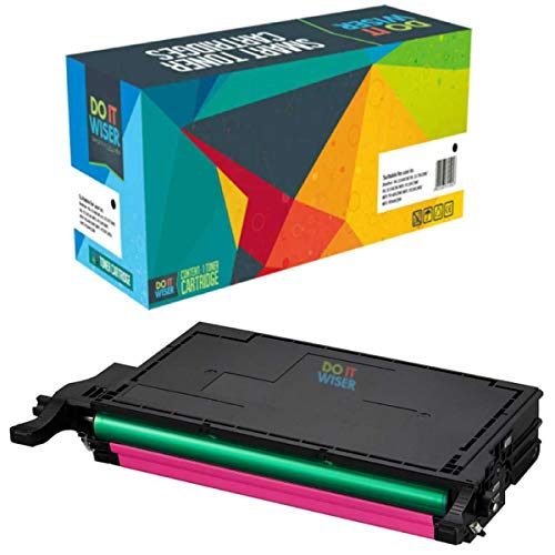 Samsung CLP 670ND Toner Magenta High Yield