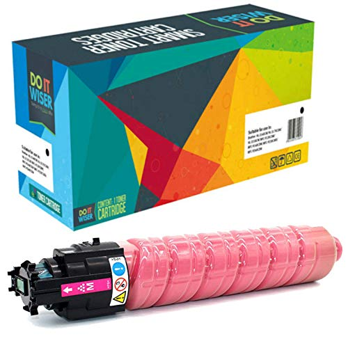 Ricoh Aficio SP C431DN Toner Magenta High Yield