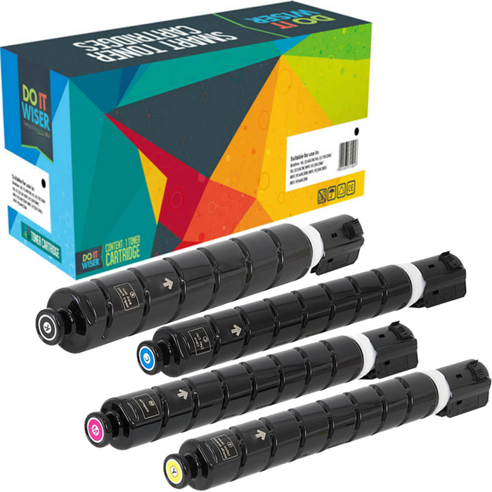 Canon imageRUNNER ADVANCE C3525i Toner Set