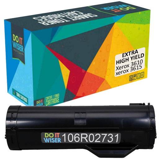 Xerox WorkCentre 3615DN Toner Black Extra High Yield