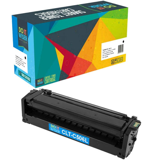 Samsung CLT 506L Toner Cyan High Yield