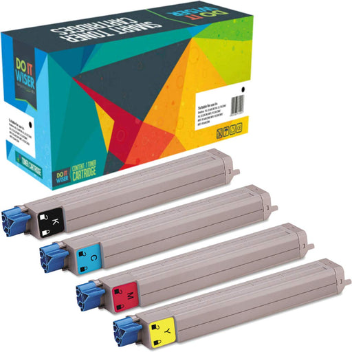Xerox Phaser 7400DT Toner Set High Yield