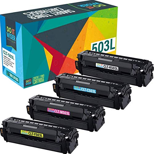 Samsung CLT 503L Toner Set High Yield