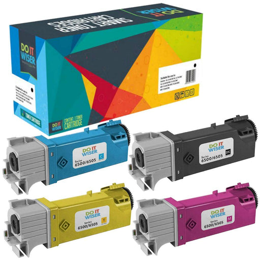 Xerox Phaser 6500 Toner Set