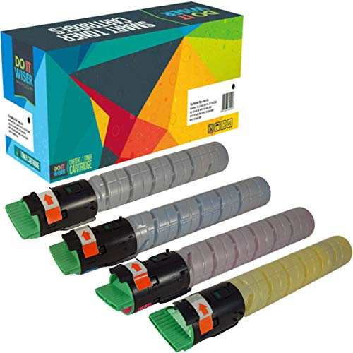 Ricoh Aficio MP C2551 Toner Set High Yield