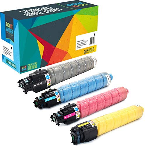 Ricoh Aficio SP C431DN Toner Set High Yield