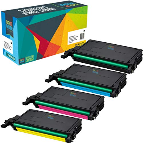 Samsung CLP 620ND Toner Set High Yield