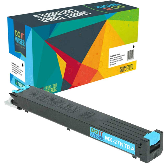 Sharp MX 4501 Toner Cyan
