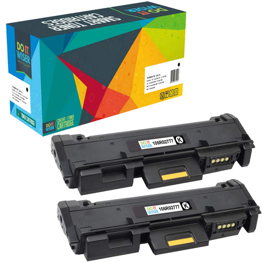 Xerox Phaser 3052 Toner Black 2pack High Yield