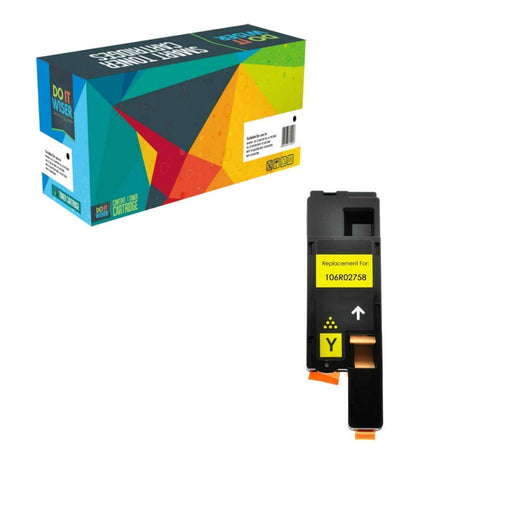 Xerox Phaser 6020 Toner Yellow High Yield
