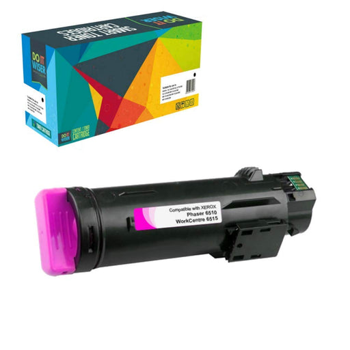Xerox Phaser 6510DNI Toner Magenta High Yield