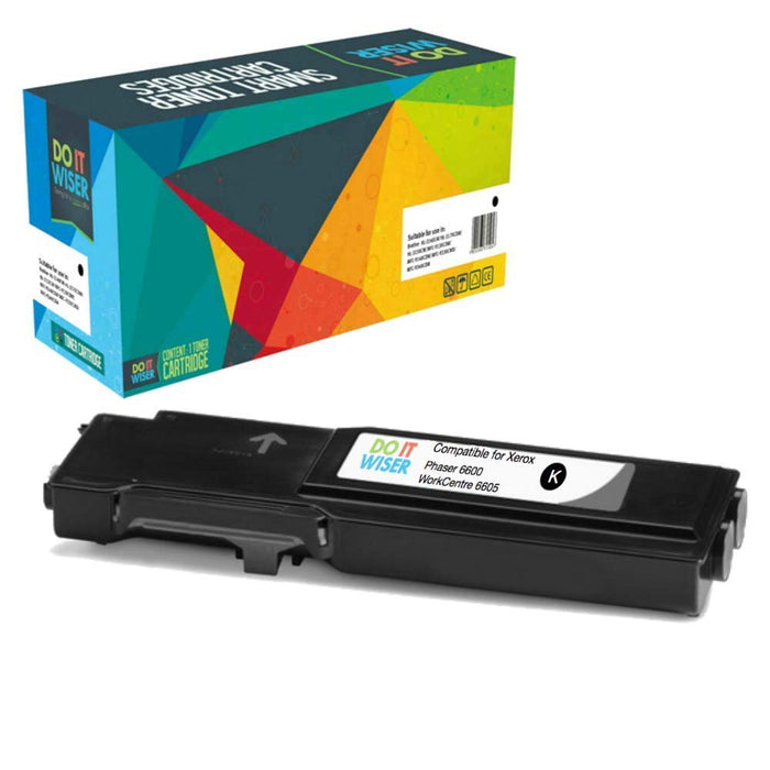 Xerox Phaser 6600n Toner Black High Yield
