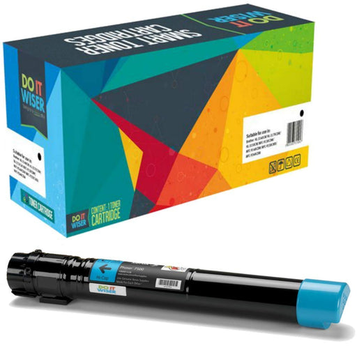 Xerox Phaser 7500DT Toner Cyan High Yield