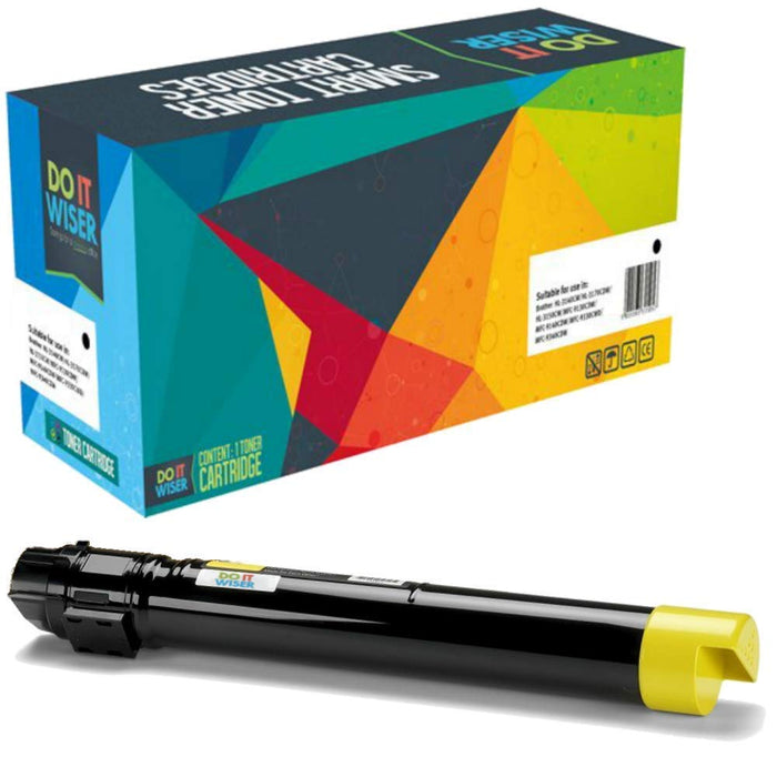 Xerox Phaser 7500N Toner Yellow High Yield