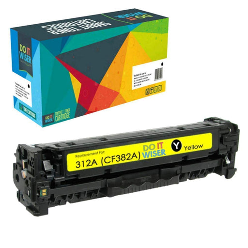 HP 312A Toner Yellow High Yield