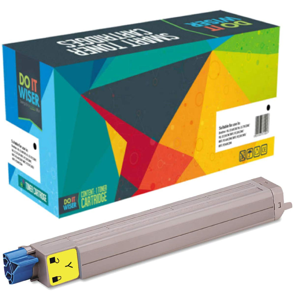 OKI C9800HDN Toner Yellow