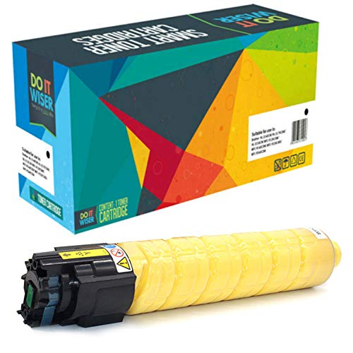Ricoh Aficio SP C431DN Toner Yellow High Yield