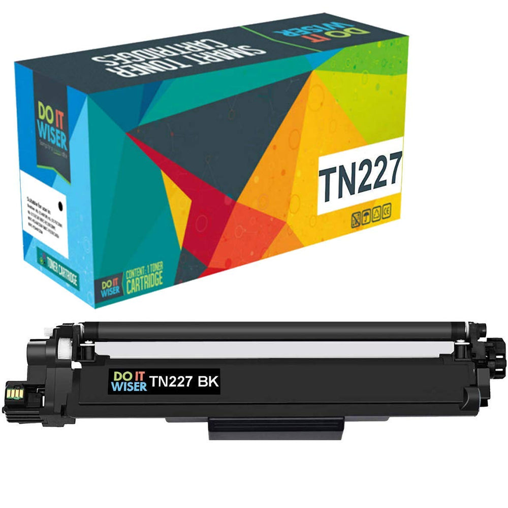 Brother TN227 Toner Black High Yield