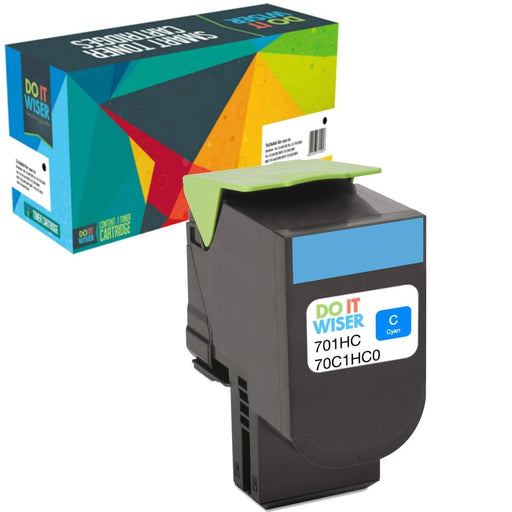 Lexmark CS510dte Toner Cyan High Yield